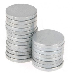 N35 Neodymium Magnet Strong Disc 8 * 1mm 20 pcs |
