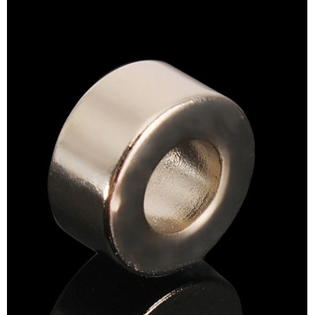N35 Neodymium Magnet Strong Ring Countersunk 10 * 5 * 5mm