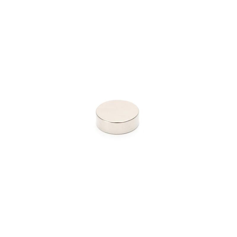 Disco Magnético de Neodimio N35 30 * 10 mm