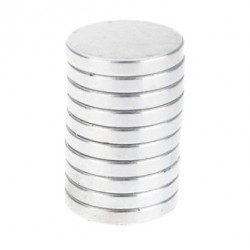 N35 Neodymium Magnet Strong Disc 20 * 3mm 10pcs