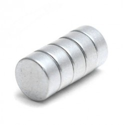 N35 Neodymium Magnet Strong Disc Cilinder  5 * 2mm 5 pcs |