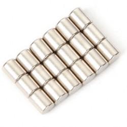 N35 Neodymowy Magnes Silny Pręt 3 * 4mm 20szt