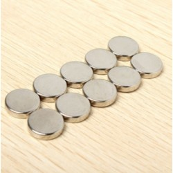 N35 Neodymium Magnet Strong Disc 13 * 3mm 10 pieces