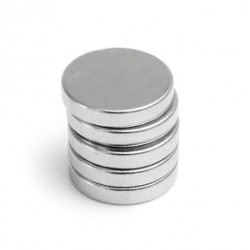 N52 Neodymium Magnet Strong Disc 10 * 2mm 10pcs