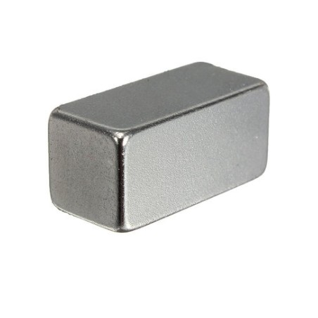 N35 Neodymium Magnet Strong Block 20 * 10 * 10mm