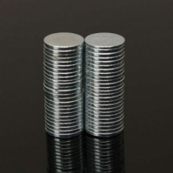N35 Neodymium Magnet Strong Disk 5 * 0.5mm 50pcs