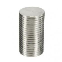 N50 Neodymowy Magnes Silny Okrągły Dysk 10 * 1mm 100szt
