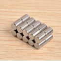 N40 Neodymium Magnet Strong Disc 4 * 6mm 20pcs