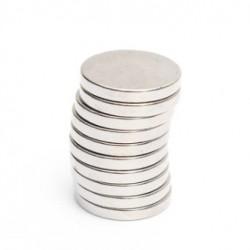 N35 Neodymowy Magnes Okrągły Dysk 20 * 3mm 10szt