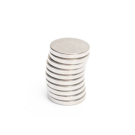 N35 Neodymium Magnet Round Disc 20 * 3mm 10pcs