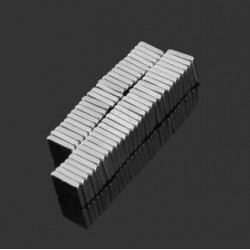 N35 Neodymium Magnet Strong Disc 5 * 5 * 1mm 50pcs