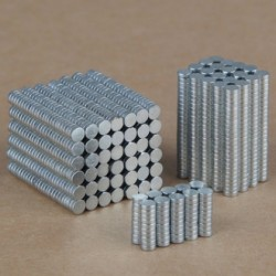 N35 Neodymium Magnet Strong Disc 3 * 1mm 500pcs