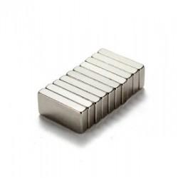 Magnete rettangolare al neodimio N35 10 * 5 * 2 mm 10 pezzi