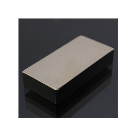 N50 Neodymium Magnet Strong Block Cuboid 50 * 25 * 10mm