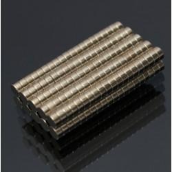 N35 Neodym-Magnet-starker Cilinder 3 * 1.5mm 200pcs