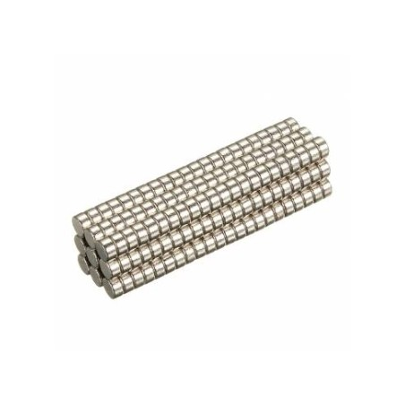 N35 Disco Magnético de Neodimio 2 * 1mm 200pcs