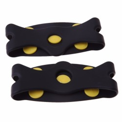 Snow Ice Climbing Anti Slip Spikes Grips Shoes Cover