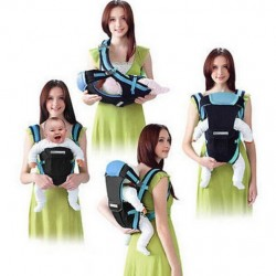 2-30 Months Breathable Multifunctional Front Back Baby Infant Carrier Backpack Pouch Wrap