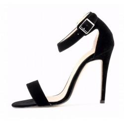 Women's open-toe high heels pumps - sandals