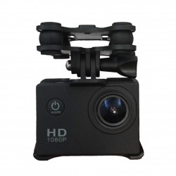 Gimbal W / Sostenedor de la cámara para Syma X8C X8W RC Quadcopter Drone