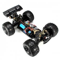 JLB Racing CHEETAH 1/10 Brushless RC Auto Truggy 21101 RTR