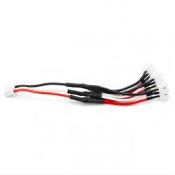 RC Quadcopter Spare Part 7.4V 2S 1 to 3 Charging Cable