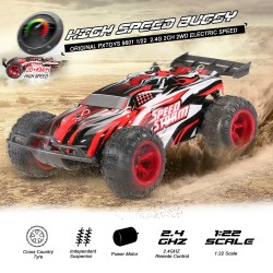 PXtoys 9601 2.4G 1/22 RC Buggy Speed Storm Car
