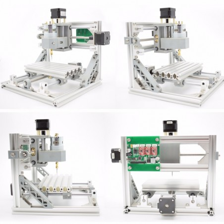 CNC 1610 GRBL Control CNC 16 * 10 * 4.5cm 3 Axis Pcb Milling Machine Wood Router Cnc Router V2.4