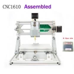 CNC 1610 GRBL Kontrol CNC 16 * 10 * 4.5cm 3 Axis Pcb Frezarka Do Drewna Router Cnc Router V2.4