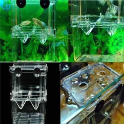 Aquarium Multifunctionele Visteelt Isolation Box Incubator  
