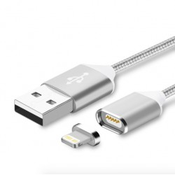 Magneet Magnetische USB Laadkabel Datakabel Voor iPhone iPad iPod