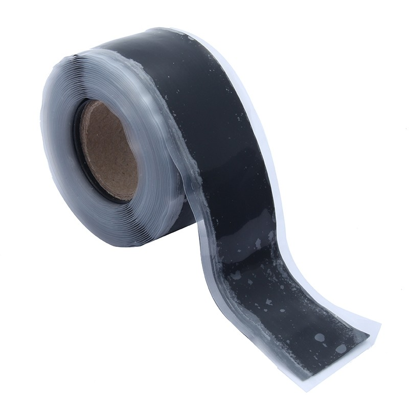 Black Silicone Adhesive Sealing Tape 3M