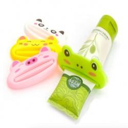 Süße Tier Zahnpasta Presse