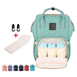 Fashion Mummy Maternity Large Capacity Baby Travel Backpack