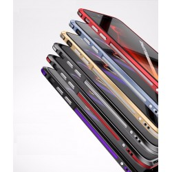 iPhone 7 / 7 Plus Metal Frame Aluminum Bumper Protectieve Cover Case