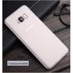 Samsung Galaxy S8 S8 Plus Micro Scrub Flexible Ultra Thin PP Cover Case