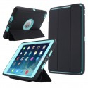 iPad Mini 1/2/3 Retina Shockproof Silicone Hard Cover Case & Screen Protector Film & Stylus Pen