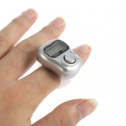 5-cyfrowy wyświetlacz - cyfrowy elektroniczny ekran LCD - ręczny licznik zestawień - tally counter