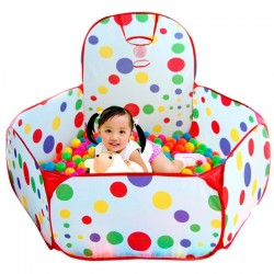 Children's ocean ball pool - play tent