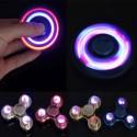 Led Light Finger Fidget Aluminum Hand Spinner