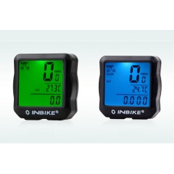 Bicycle Bike digital speedometer computer waterproof with backlight