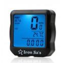 Waterproof Digital Backlight Bike Speedometer