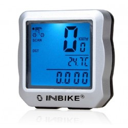 Waterproof Digital Backlight Bike Speedometer