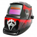 Bloody Ghost Solar Mask Auto-Darkening Welding Helmet