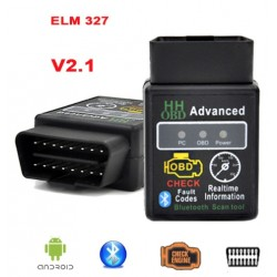 OBDII OBD2 Bluetooth Auto Diagnostico ELM327 ELM 327