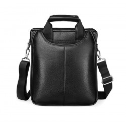 Fashionable crossbody - shoulder leather bag