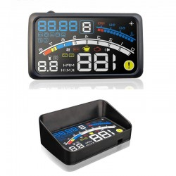 iMars 5,5 Inch Auto OBD2 II EUOBD Snelheid Projector Voorruit Head Up