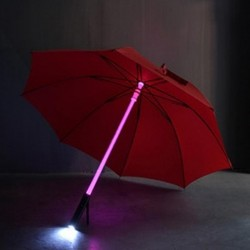 Blinkende LED Regenschirm |