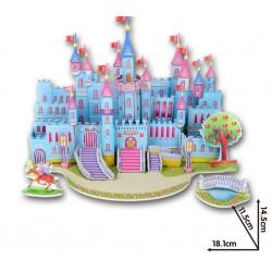 3D DIY Puzzle Jigsaw Dziecięca Edukacyjna Zabawka