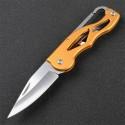 Hunting Camping Tactical Mini Peeler Pocket Folding Knife